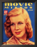Ginger Rogers - MovieMirrorMagazineCover1930's Prints