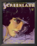Evelyn Brent - ScreenlandMagazineCover1930's Print
