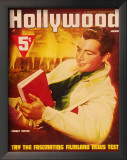 Robert Taylor - HollywoodMagazineCover1940's Poster