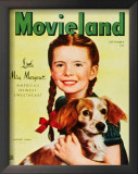 Margaret O'Brien - Movieland Magazine Cover 1940's Prints