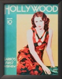 Barbara Stanwyck - HollywoodMagazineCover1940's Prints