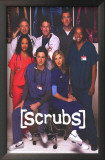 Scrubs Art
