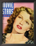 Rita Hayworth - MovieStarsParadeMagazineCover1940's Posters