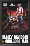 Harley Davidson and the Marlboro Man Posters
