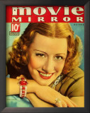 Irene Dunne - MovieMirrorMagazineCover1930's Prints