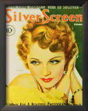 Wray, Fay - Silver Screen Magazine Cover 1940's Print