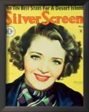 Ruby Keeler - SilverScreenMagazineCover1940's Poster
