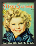 Temple, Shirley - Silver Screen Magazine Cover 1940's Prints