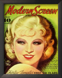 Mae West - ModernScreenMagazineCover1940's Posters