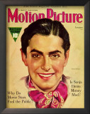 Tyrone Power - MotionPictureMagazineCover1930&#39;s Posters
