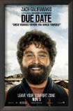 Due Date - Zach Galifianakis Posters
