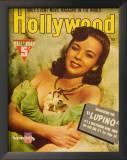 Ida Lupino - HollywoodMagazineCover1940's Prints