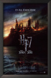 Harry Potter and The Deathly Hallows Part 1 Prints