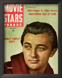 Robert Mitchum - Movie Stars Parade Magazine Cover 1940's Posters