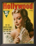 Young, Loretta - HollywoodMagazineCover1940's Posters