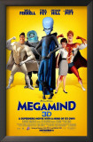 Megamind Prints