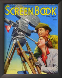 Myrna Loy - ScreenBookMagazineCover1930's Art