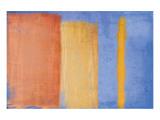 Carmine Thorner - Large Quadrate II Speciální digitálně vytištěná reprodukce