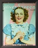 Deanna Durbin - SilverScreenMagazineCover1940's Prints