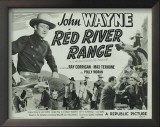 Red River Range Posters