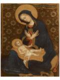 Madonna col Bambino, c.1370-1428 Premium Giclee Print by  Gentile Da Fabriano