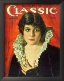 Theda Bara - MotionPictureClassicMagazineCover1920's Posters
