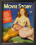 Ann Blyth - MovieStoryMagazineCover1940's Posters