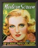 Jean Arthur - Modern Screen Magazine Cover 1940's Prints