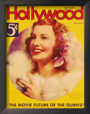 MacDonald, Jeanette - HollywoodMagazineCover1940's Prints