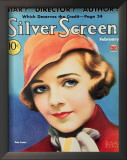 Ruby Keeler - SilverScreenMagazineCover1940's Art