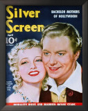 MacDonald, Jeanette - SilverScreenMagazineCover1940&#39;s Prints