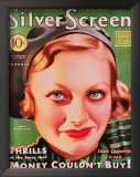 Joan Crawford - SilverScreenMagazineCover1940's Posters