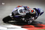 Moto G.P. - Jorge Lorenzo 2011 Photo