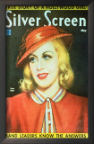 Ginger Rogers - Silver Screen Magazine Cover 1930's Prints