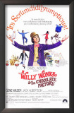 Willy Wonka & the Chocolate Factory Prints