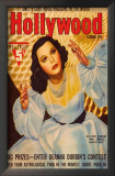 Hedy Lamarr - Hollywood Magazine Cover 1930&#39;s Posters