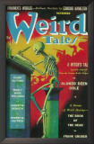 Weird Tales - Pulp Poster, 1933 Posters