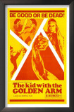 The The Kid with the Golden Arm Posters