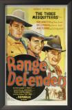 Range Defenders Posters