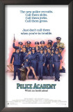 Police Academy Prints