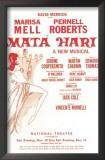 Mata Hari - Broadway Poster , 1967 Posters
