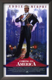 Coming to America Art