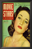 Dorothy Lamour - Movie Stars Parade Magazine Cover 1940's Posters