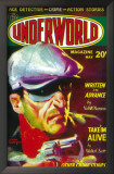 Underworld, The - Pulp Poster, 1933 Art