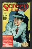 Tyrone Power - Screen Romances Magazine Cover 1930's Posters