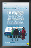 The Human Resources Manager - French Style Posters