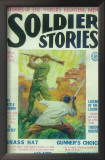 Soldier Stories - Pulp Poster, 1929 Poster