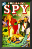 Thrilling Spy Stories - Pulp Poster, 1939 Posters