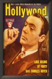 Charles Boyer - Hollywood Magazine Cover 1930's Poster