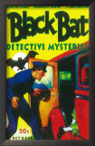 Black Bat Detective Mysteries - Pulp Poster, 1933 Posters